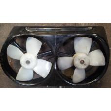 Celica ST185/205 Duel Fan Cowling (fibreglass)