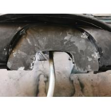 Dash Clock Insert Carbon