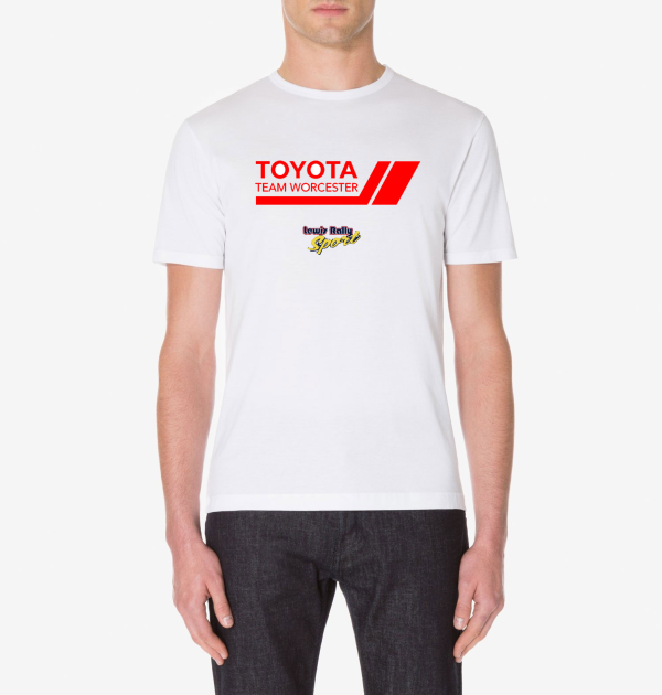 toyota team worcester t shirt